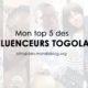 Article : Mon top 5 des influenceurs togolais